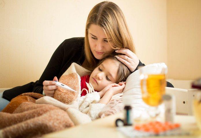 Samenzwering van de gezondheid van kinderen
