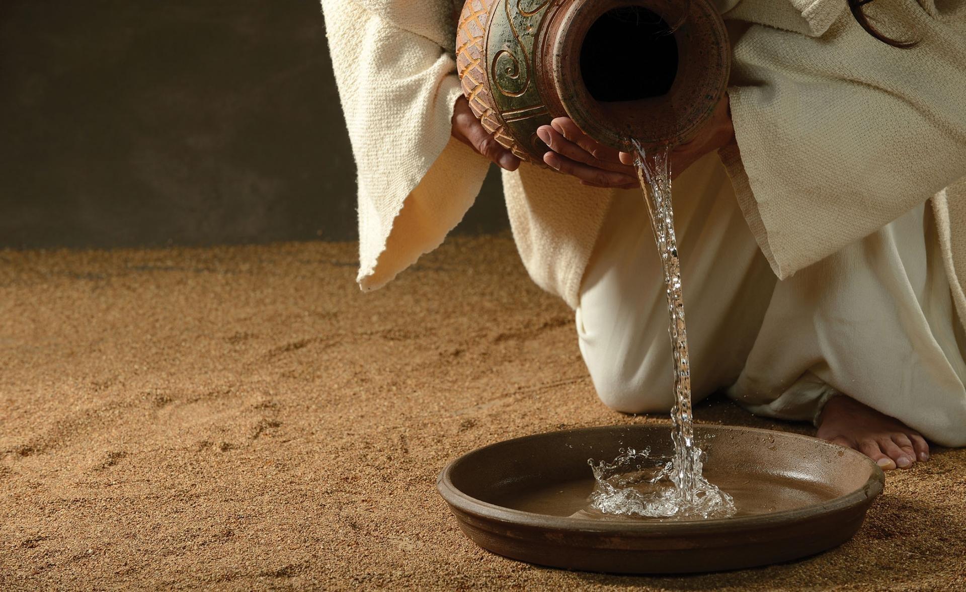 Water spreuk