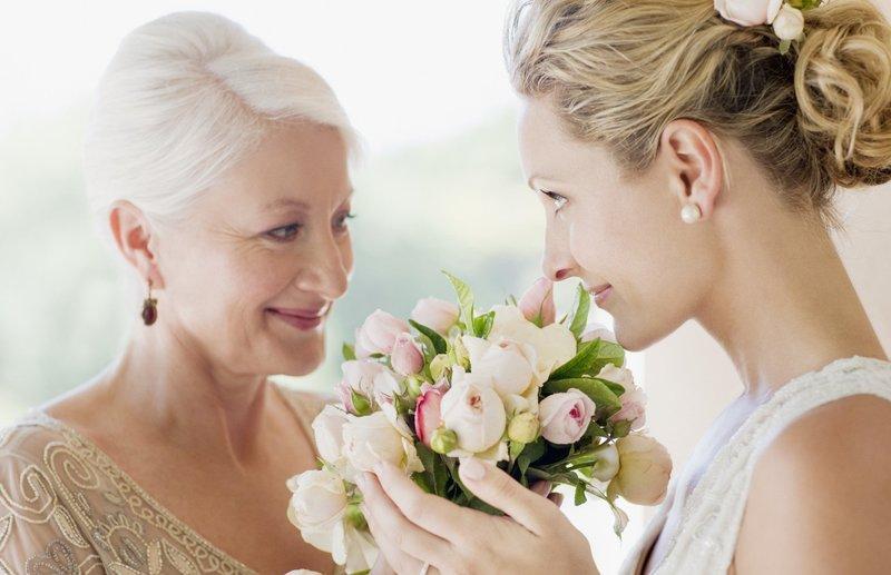 Moeders gebed voor het huwelijk voor dochter