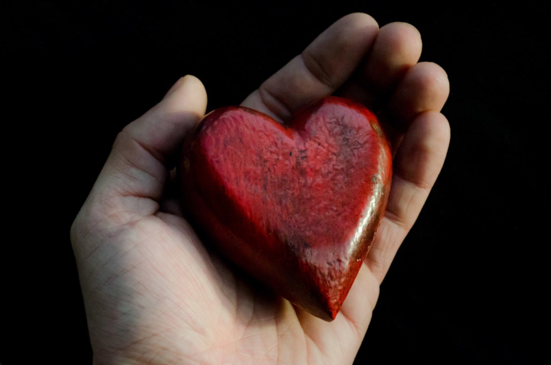 Ontwaken van liefde in de verte