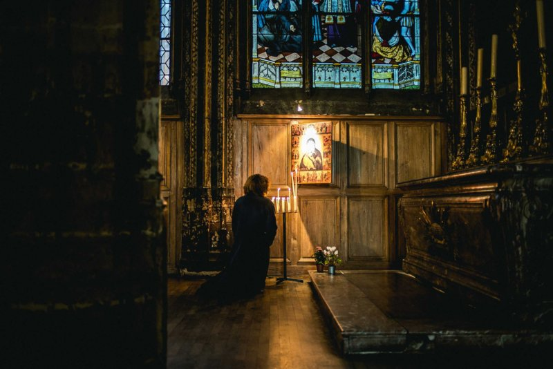 Het lot verandert het gebed