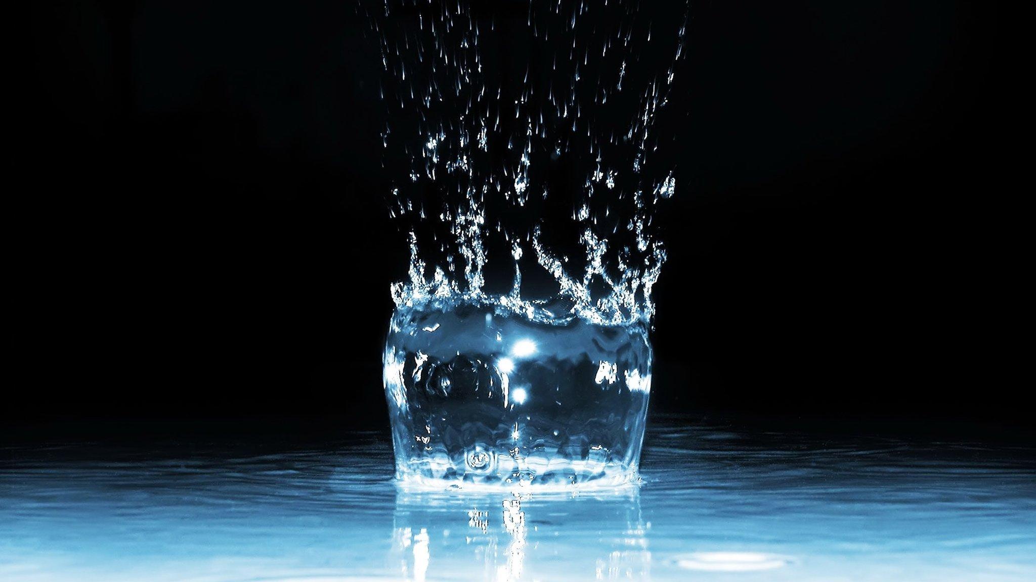 Samenzwering van watergeld