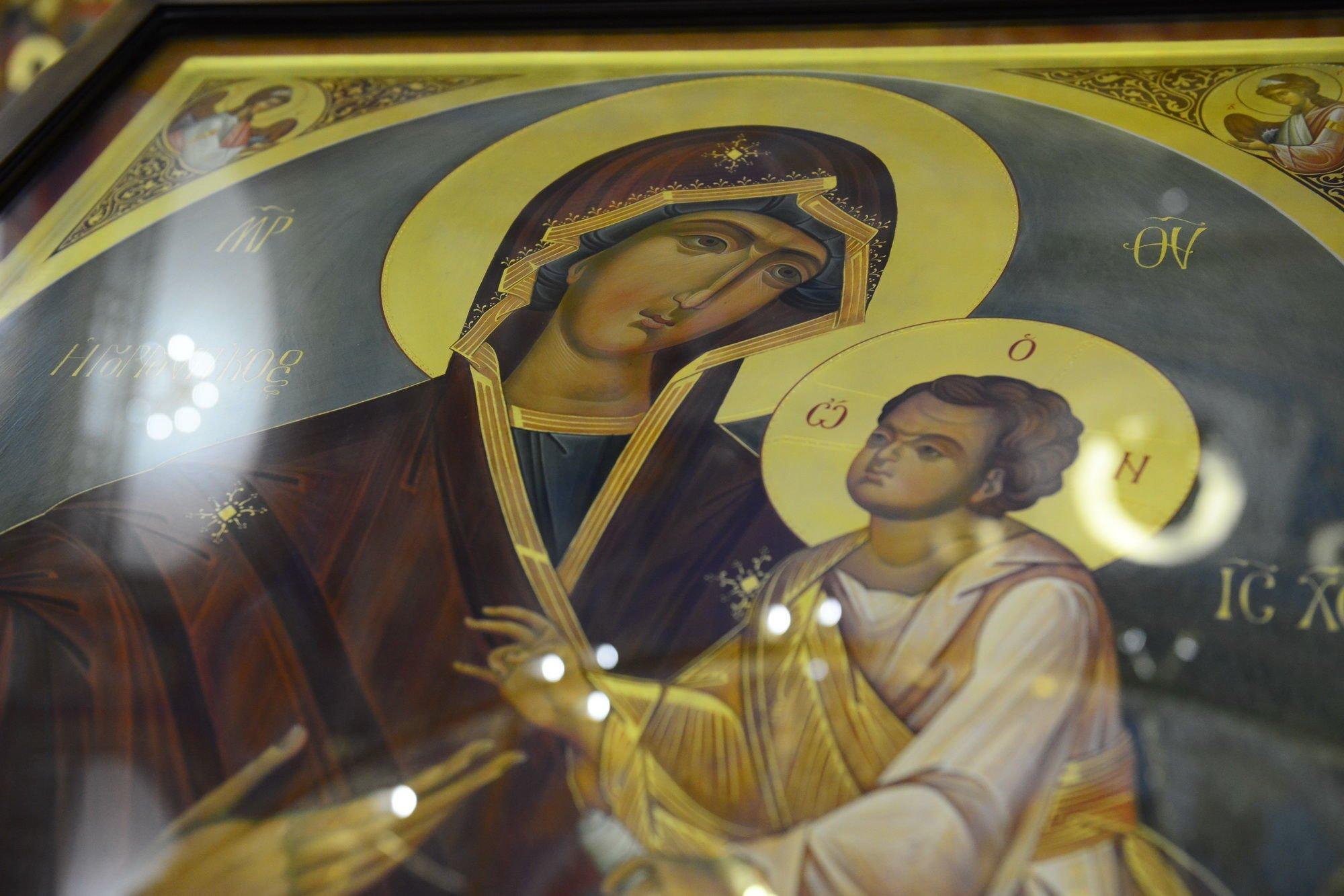 Gebed tot de stoute tijdens gebeden en bevalling