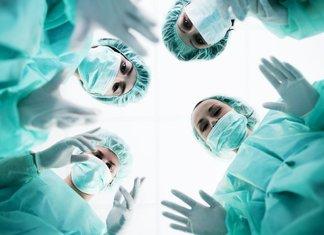 Prières avant l'opération