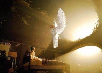 Ange gardien céleste