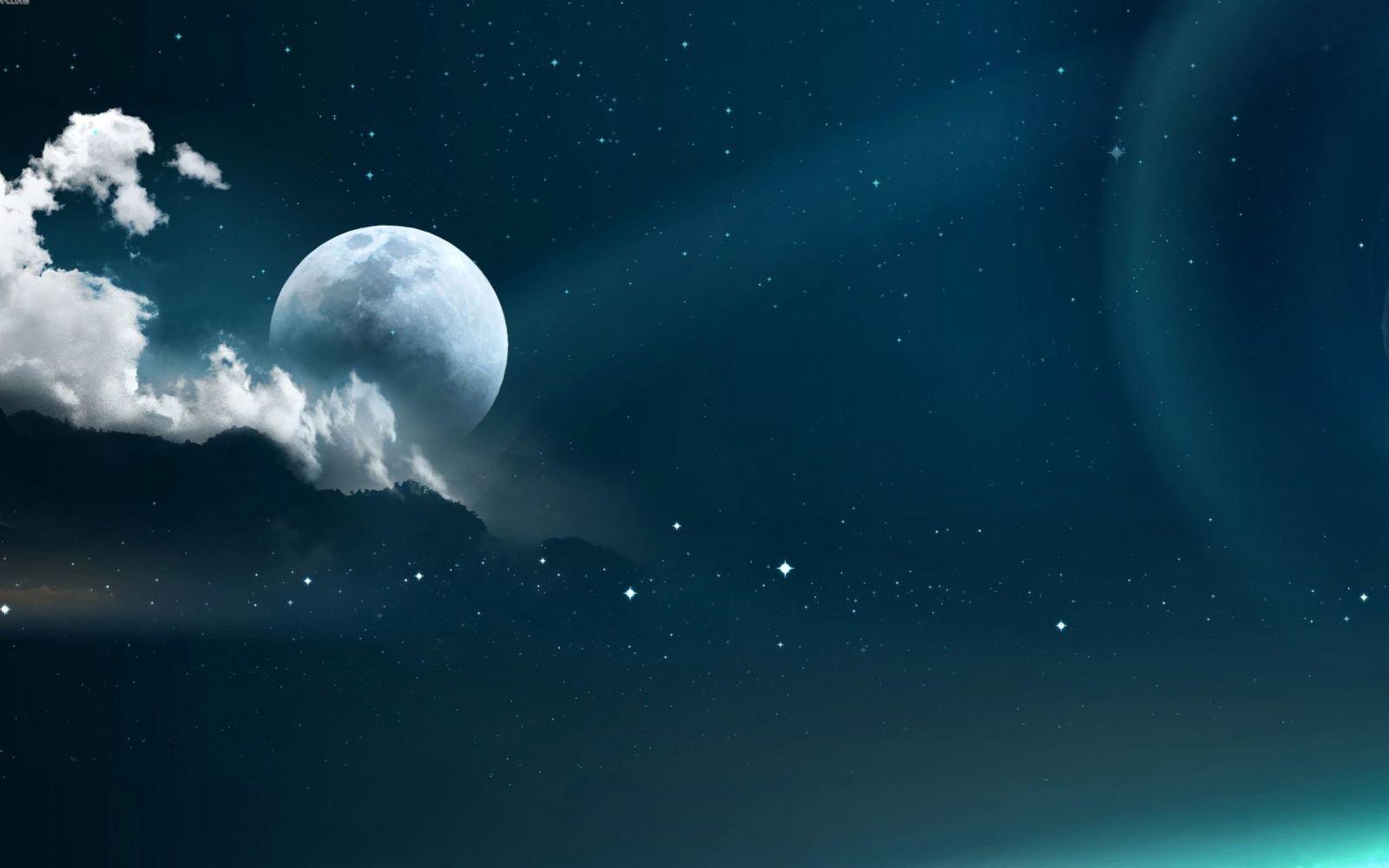 Volle maan spell