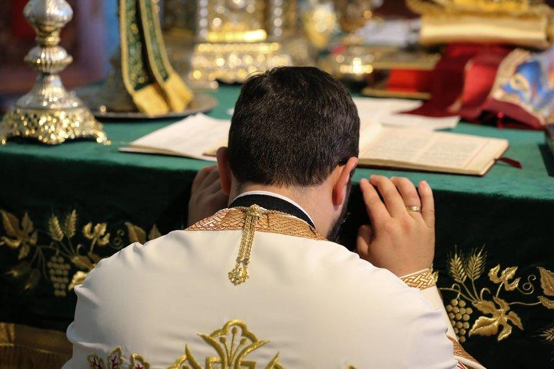 Gebed tot St. John Chrysostom