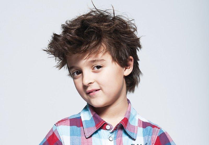 Modelkapsel voor jongens van 12 jaar oud - foto