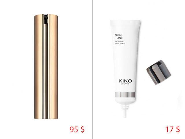 De beste analogen van dure cosmetica: top 10
