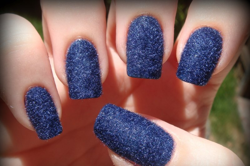 Manicure met poeder