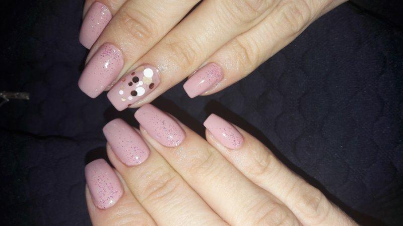 Zachte nagels met camifibuki