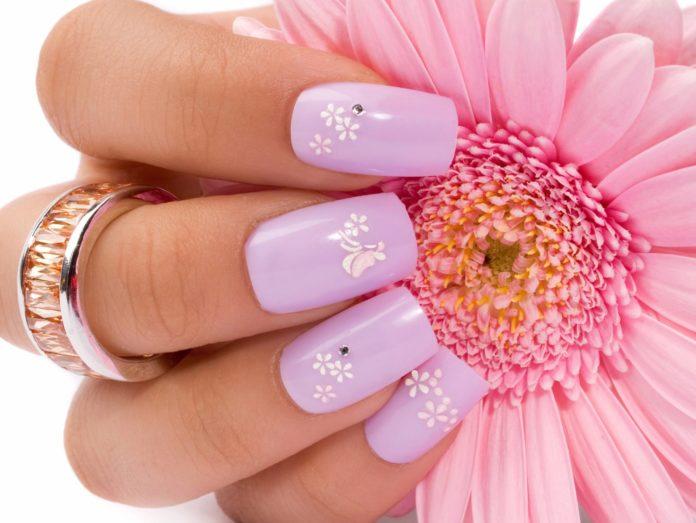 Zachte manicure