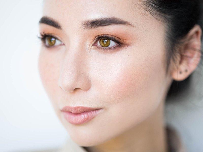 Maquillage asiatique quotidien