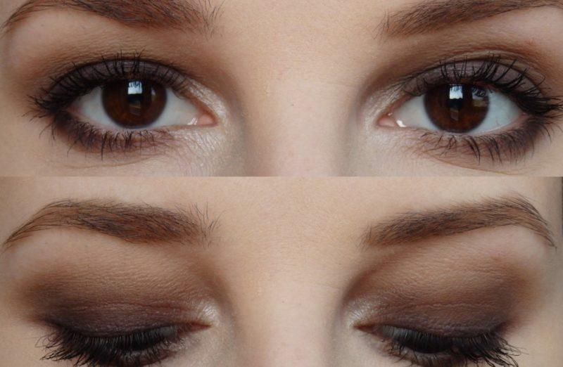 Brown Smoky Ice voor Brown Eyes