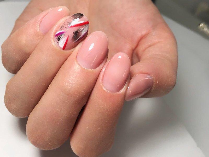 Abstractie nagels