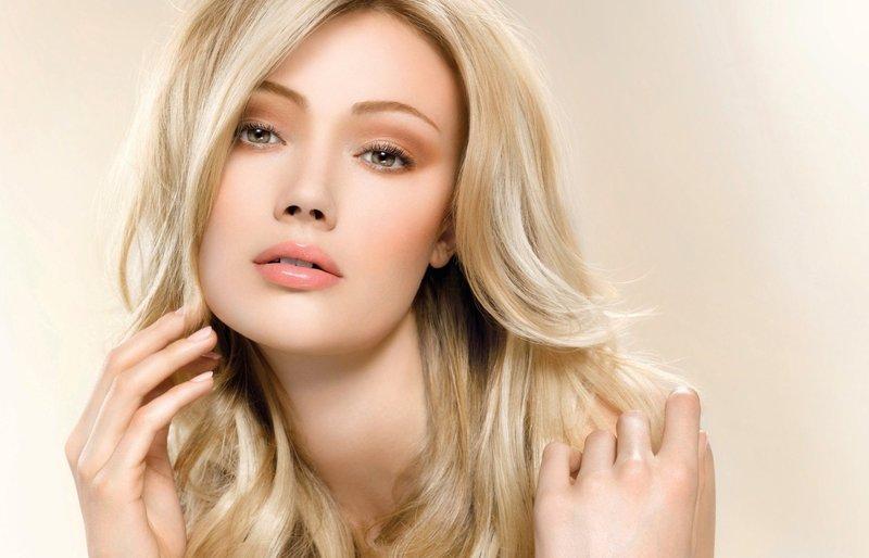 Mooi blond zonder geelheid