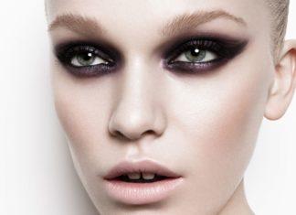 Maquillage Smokey Ice