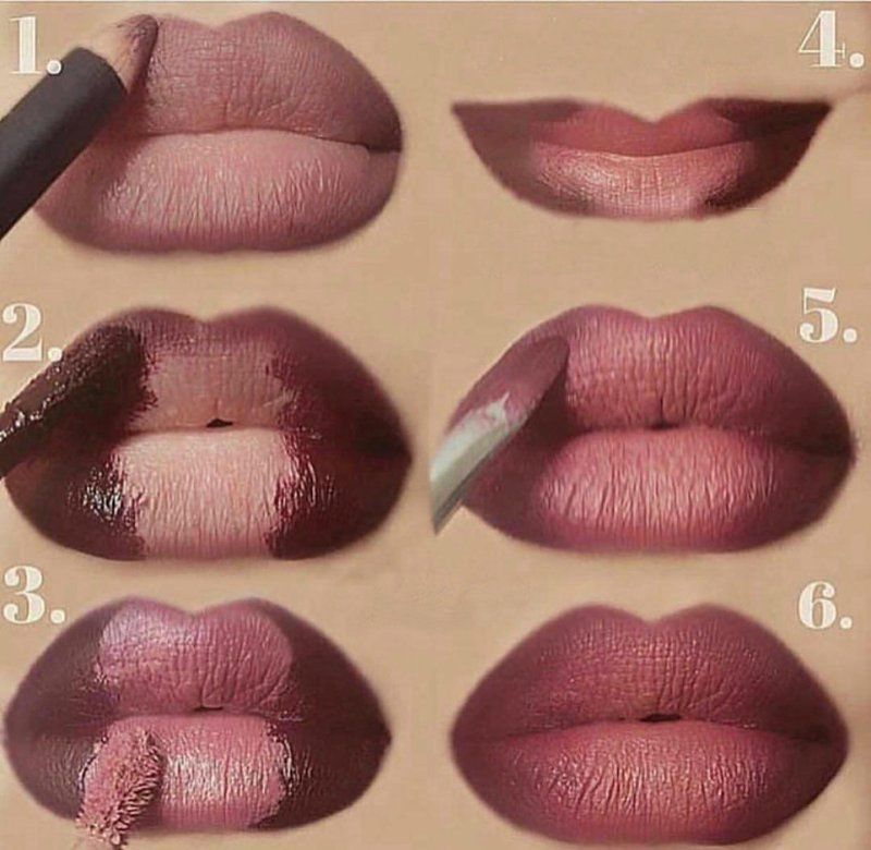 Gradiento lūpos