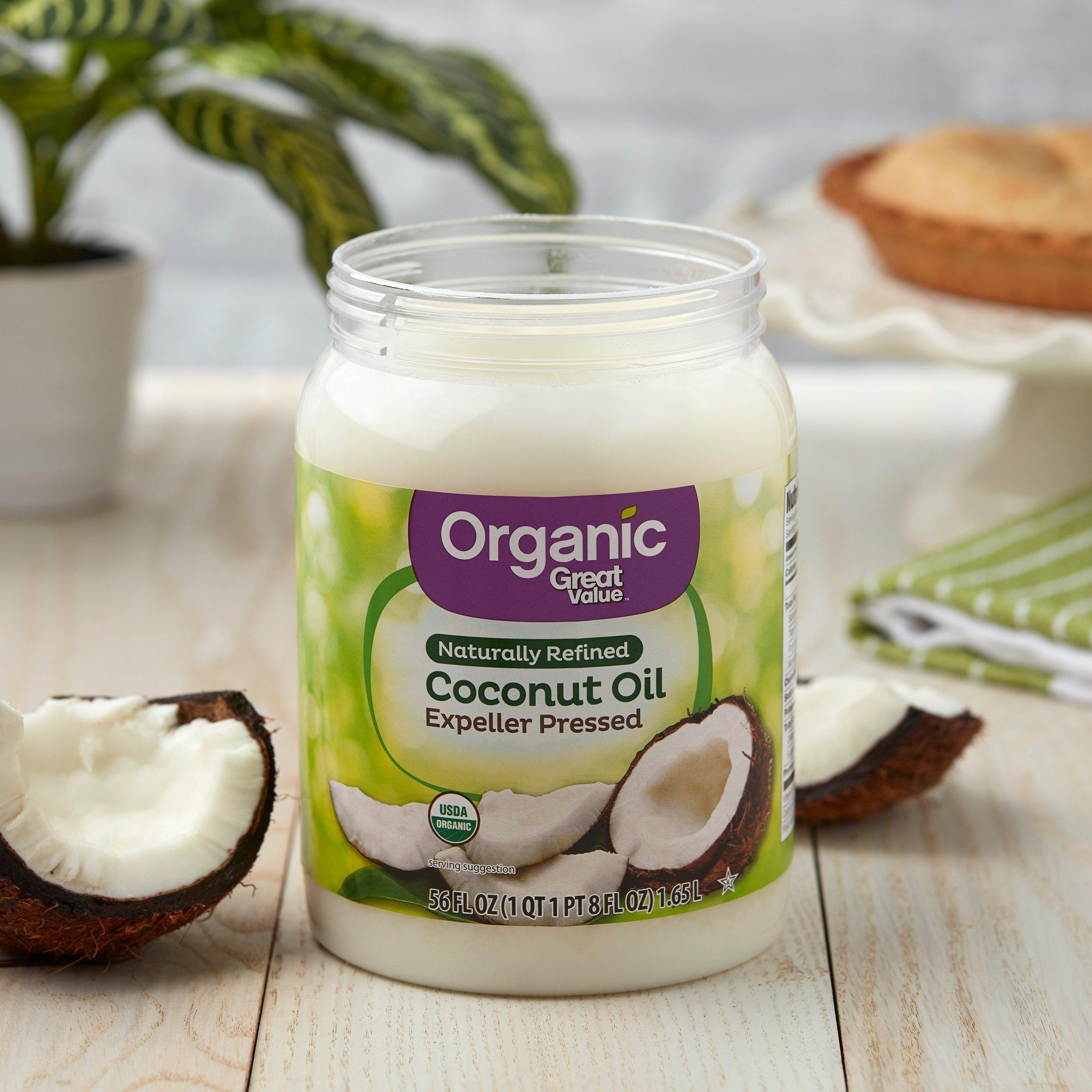 Geraffineerde kokosolie