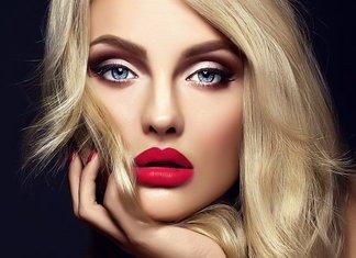 Maquillage pour la blonde
