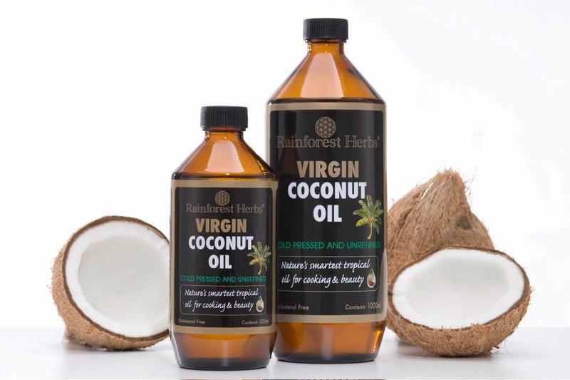 Ongeraffineerde kokosolie