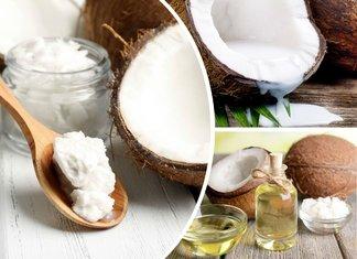 De voordelen van kokosolie voor het gezicht