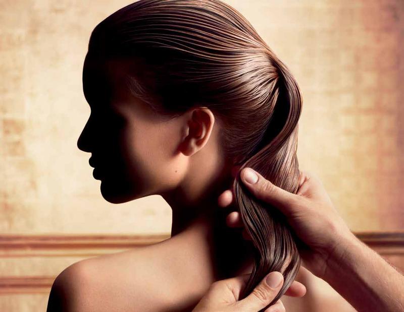Castor haarolie geeft het een levendige glans