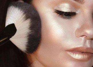 Règles d'application du surligneur sur le visage