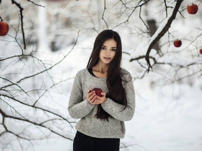 Makiažas žiemos fotosesijai