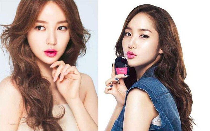 Korėjiečių lūpų makiažas