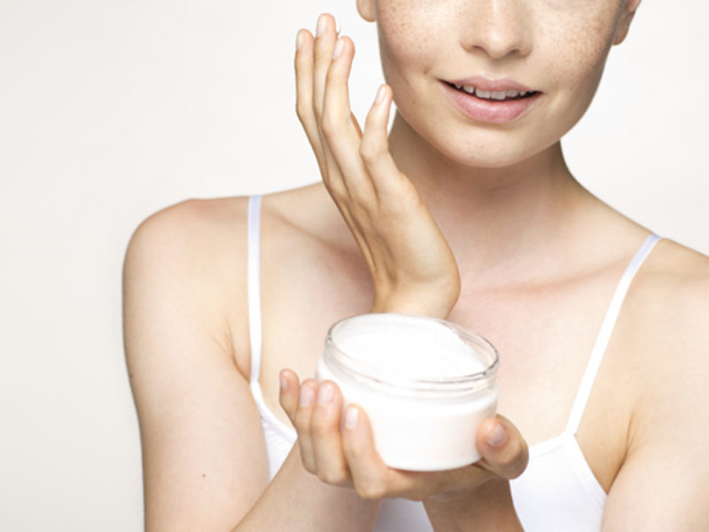 Hyaluronzuur crème