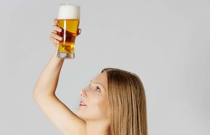 Contra-indicaties voor het gebruik van bier