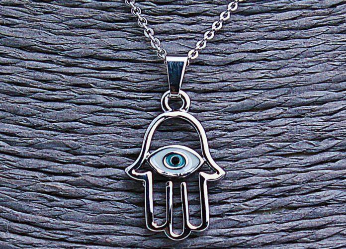 Amulet van Hamsa