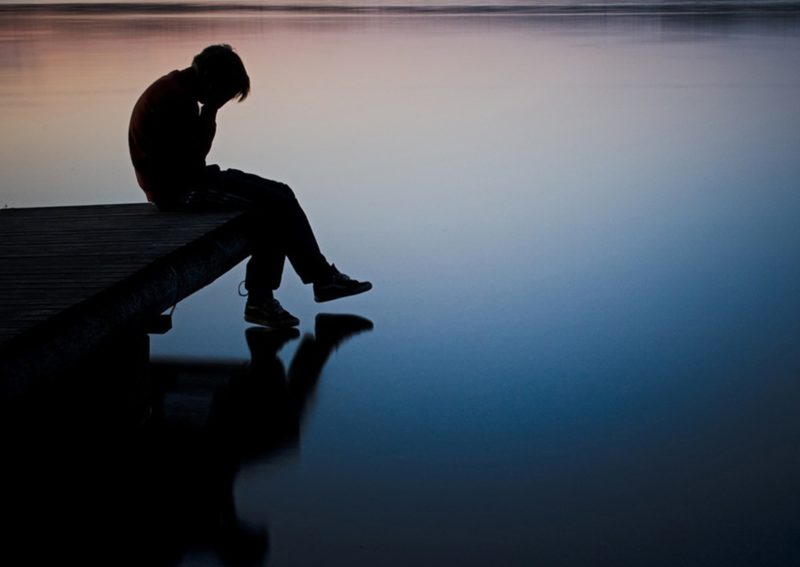 Définition des dommages causés à la solitude