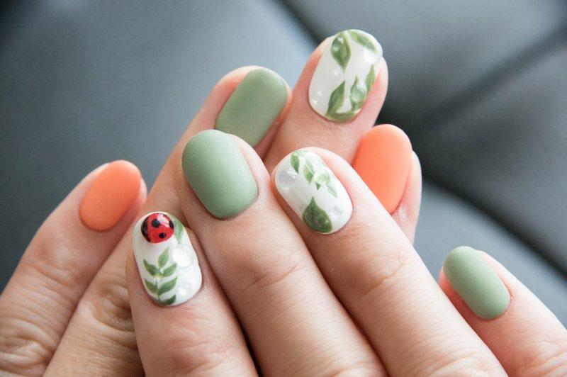 Natuurlijke manicure