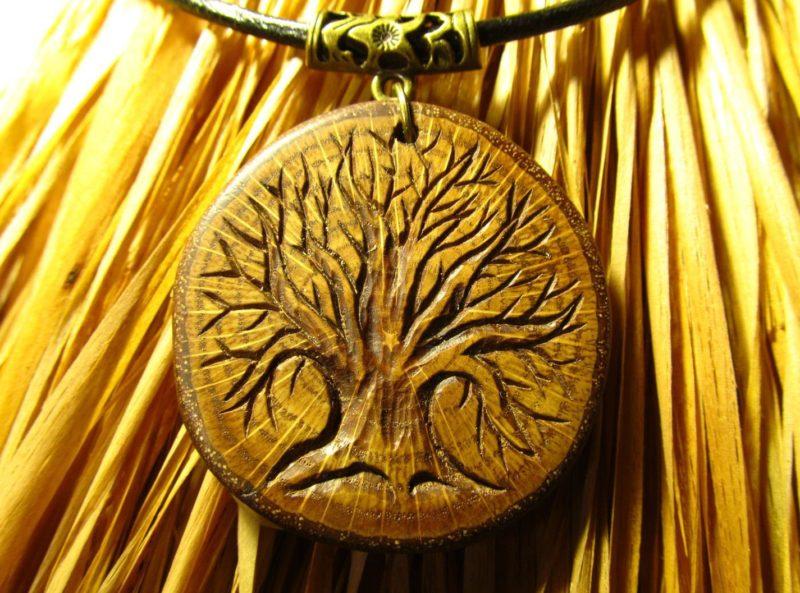 Amuletas sąmokslui dėl žemės elementų