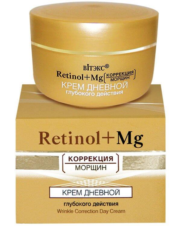 Vitex Retinol + Mg Overdag. Diepe actie
