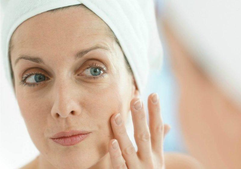 Dag huidverzorging