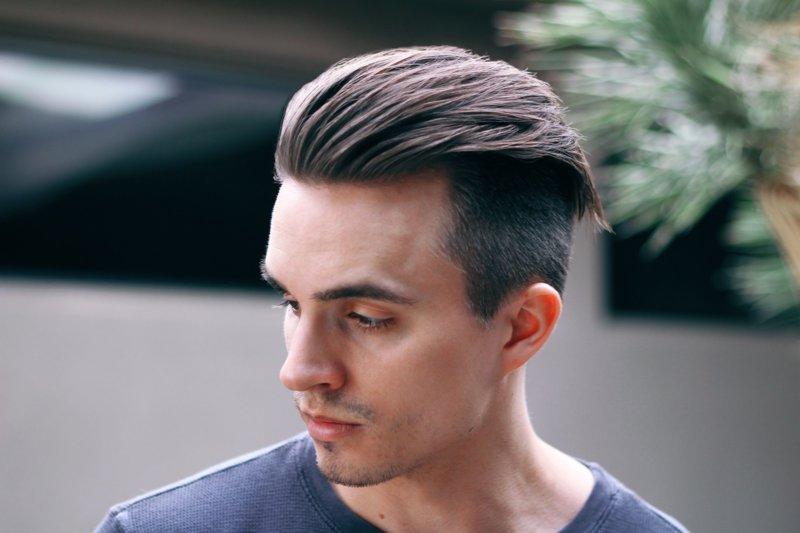 Coupe de cheveux pour hommes