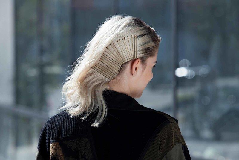 Nematomos šukuosenos