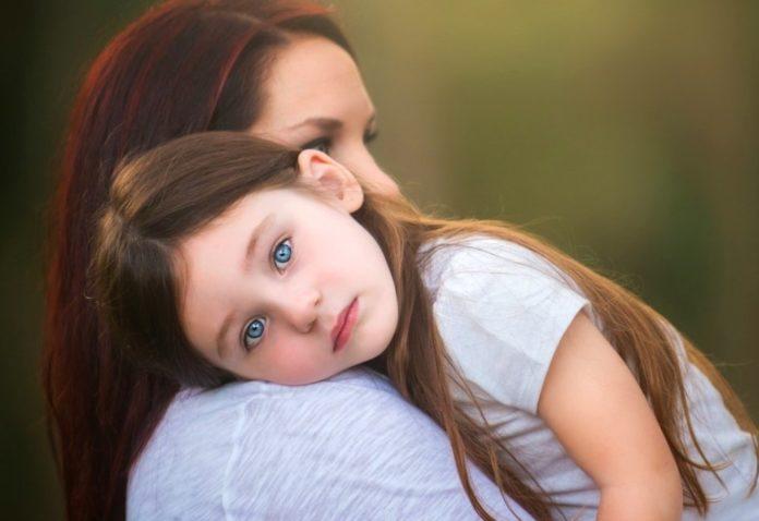 Kaip pašalinti blogą vaiko akį?