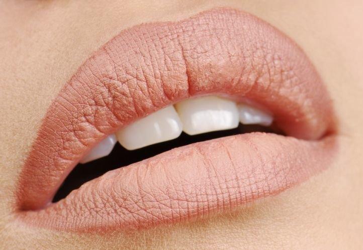 Parel lippen