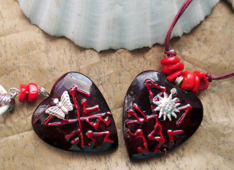 Amuletas meilės pritraukimui