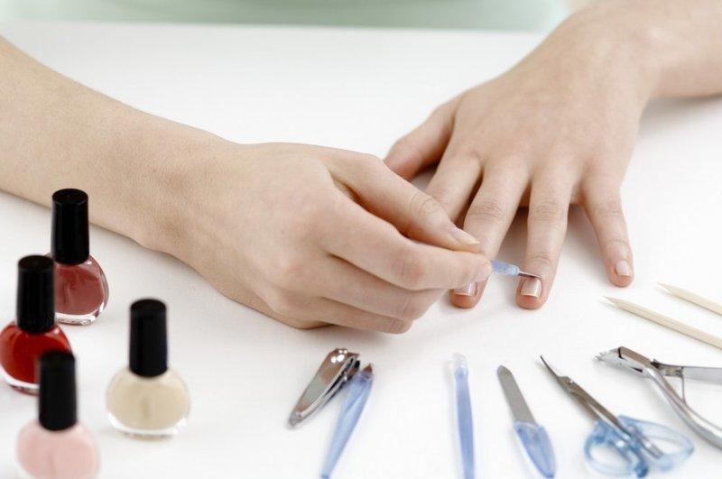 Nagelkunst voorbereiden