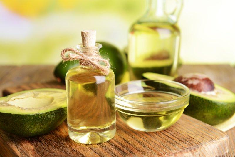Avocado- en plantaardige olie voor hydraterend masker