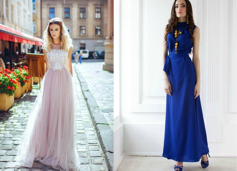 Modetrends voor prom-jurken