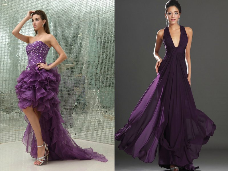 Lange prom jurken