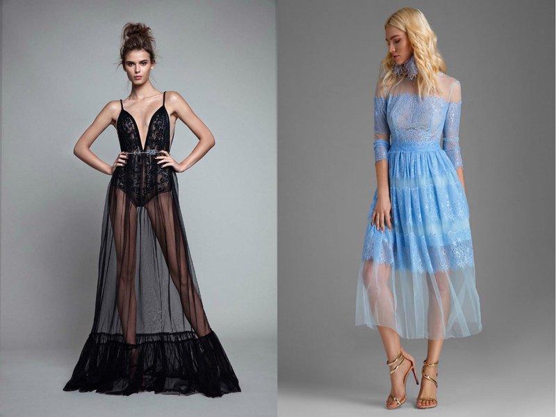 Pure prom jurken