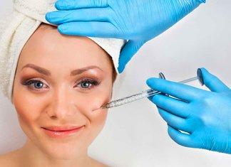 Bio-revitalisation du visage