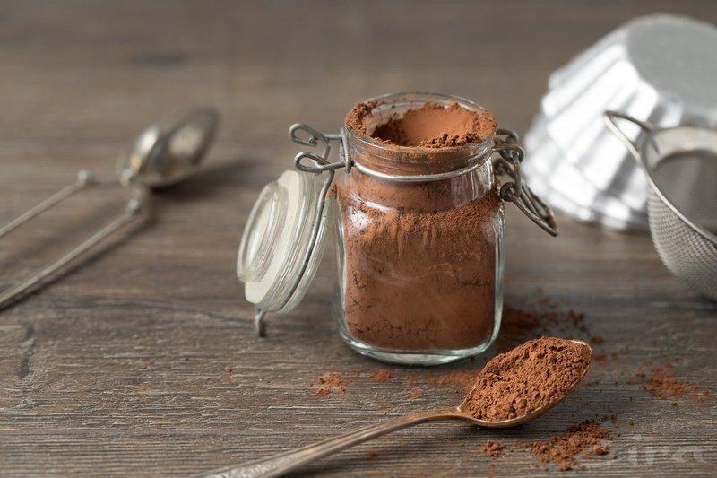 Cacaopoeder Voor Masker